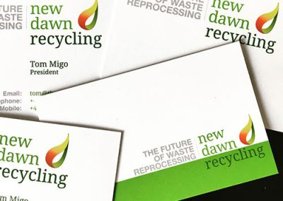 New Dawn Recycling Logo